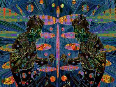 """""""Musictronycs  1215"""" 2013 Fotografia + Arte Digital"""