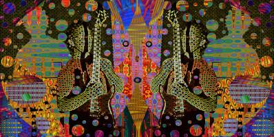 """""""Musictronycs  1192"""" 2013 Fotografia + Arte Digital"""