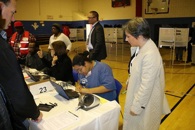 OSCE parliamentary Assembly - eleições em Washington