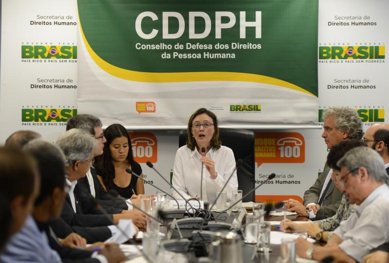 Maria do Rosário CDDPH