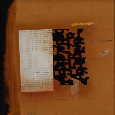 Perinzia 50x50 2006 carta