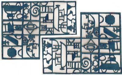 Reverso  4 (Técnica-  Recorte em papel Cartão)