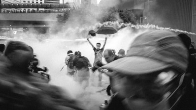 Umbrella Revolution Hong Kong