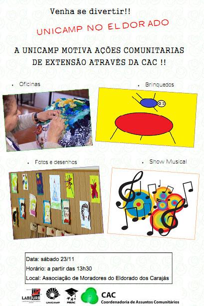 Unicamp Parque Eldorado dos Carajás
