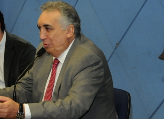 Cármino de Souza, secretário de Saúde de Campinas
