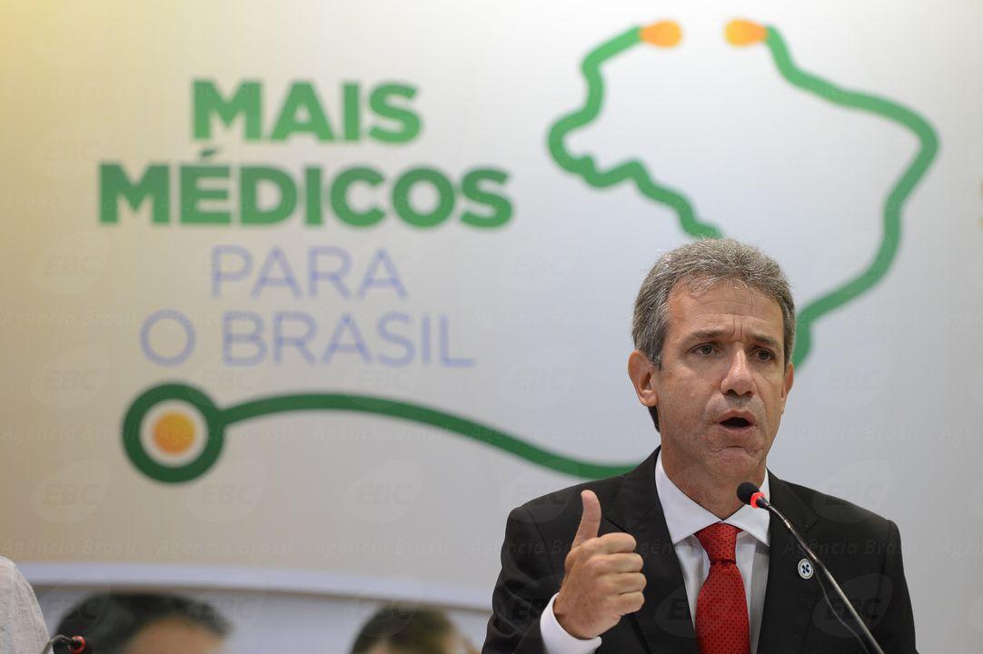 Ministro da Saúde, Arthur Chioro