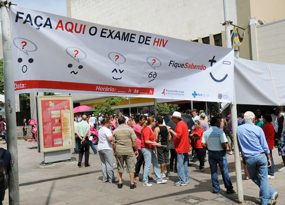 Campanha DST/Aids