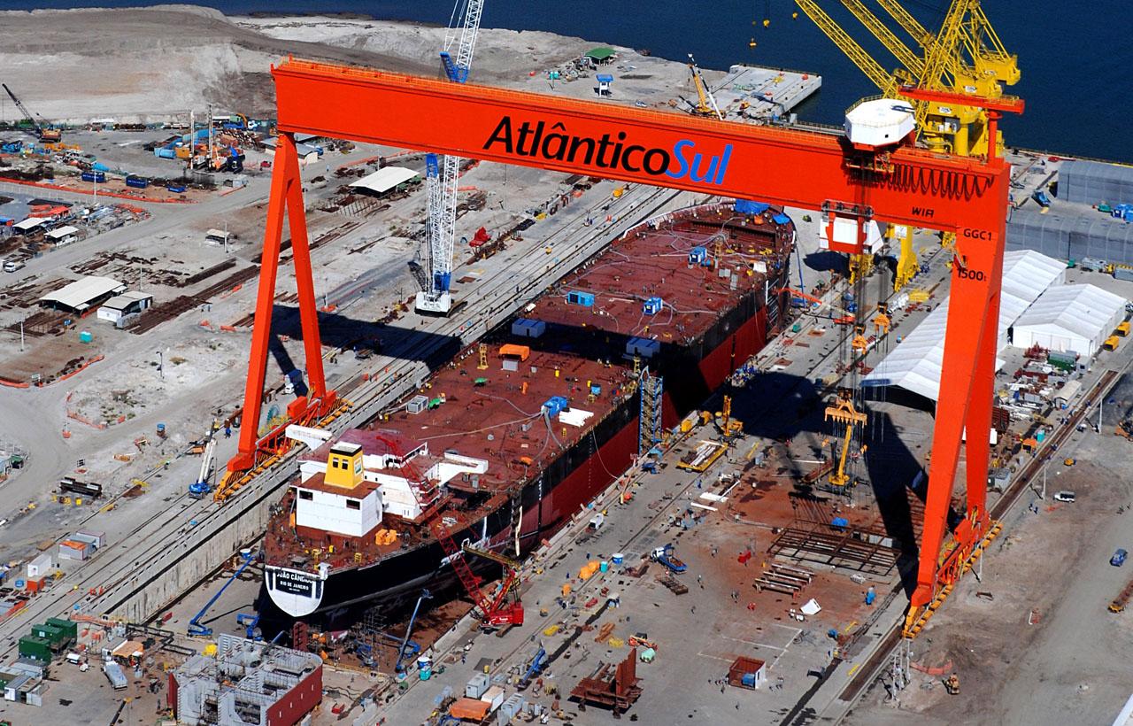 estaleiro-atlantico-sul-em-pernambuco-onde-foi-construido-o-primeiro-navio-do-promef-divulga
