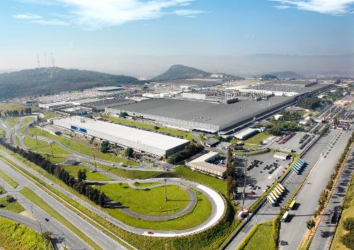Fiatipress - fábrica da Fiat