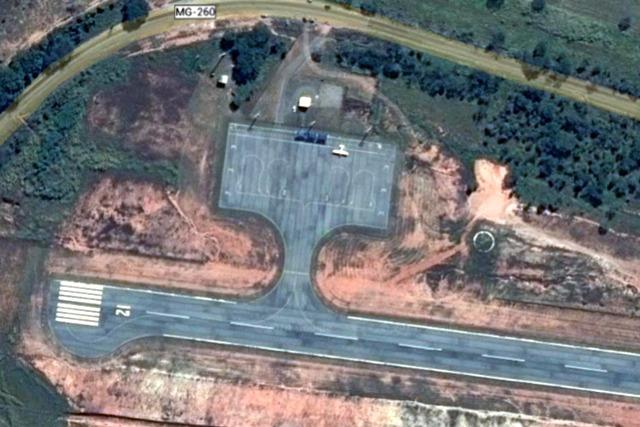 Aeroporto de Cláudio