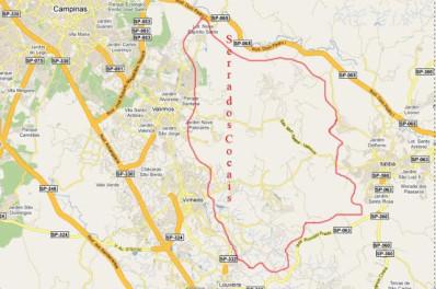 googlemapa Serra
