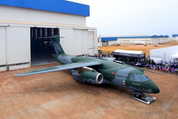K-390 embraer