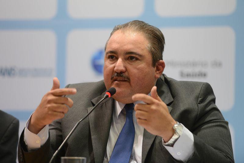 André Longo, presidente da ANS