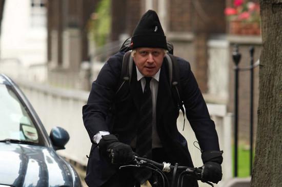 Prefeitura de Londres - Boris Johnson