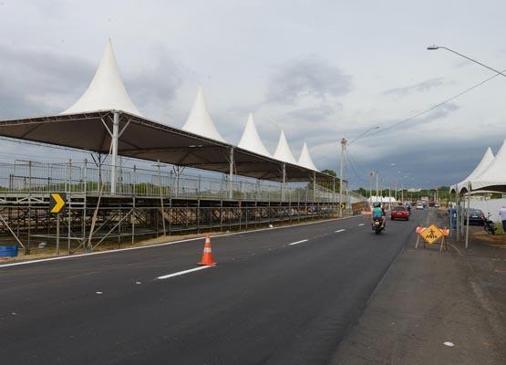 Estrutura para o Carnaval 2014 em Campinas