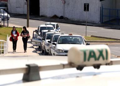 Táxi Campinas