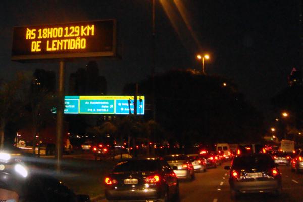 Wikipedia - congestionamento